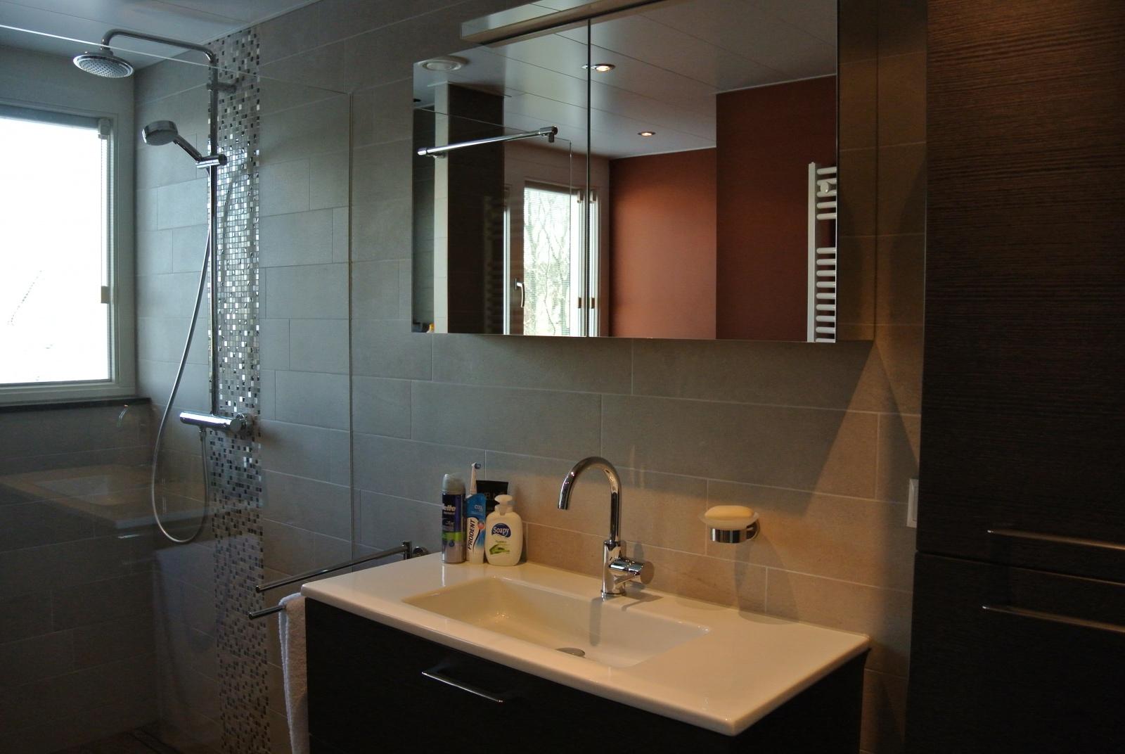 Badkamer Met Dakkapel : Home u e projecten u e dakkapel met badkamer sonke bouwbedrijf